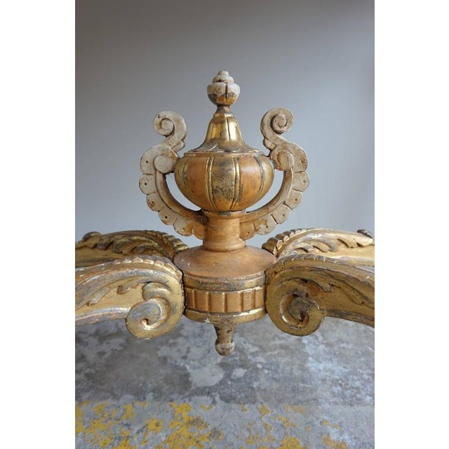 19th Century French Shell Design Table - Image 6 of 9