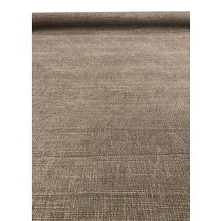 """Kravet """"Beluga"""" Charcoal Multipurpose Designer Fabric - 3 1/4 Yards For Sale"""