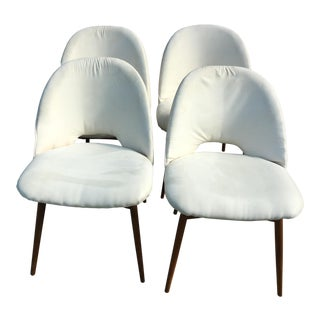 Mid-Century Modern Adrian Pearsall Chairs - Set of 4