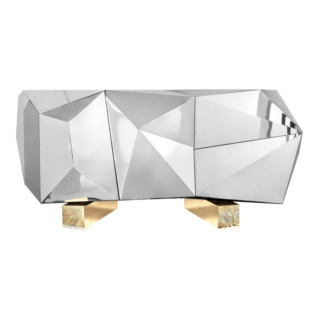 Diamond Pyrite Sideboard From Covet Paris For Sale
