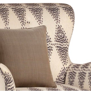 Zena Patterned Arm Chair Preview