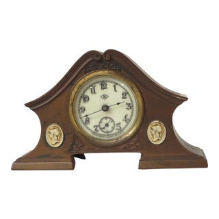 Benedict Athenic Waterbury Mantle Clock