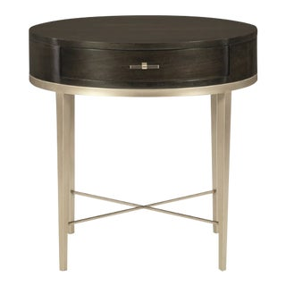 Caracole on the Stand Side Table Nightstand For Sale