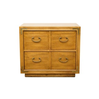 """Thomasville Furniture Tokaido Collection 26"""" Nightstand 10811-810 For Sale"""