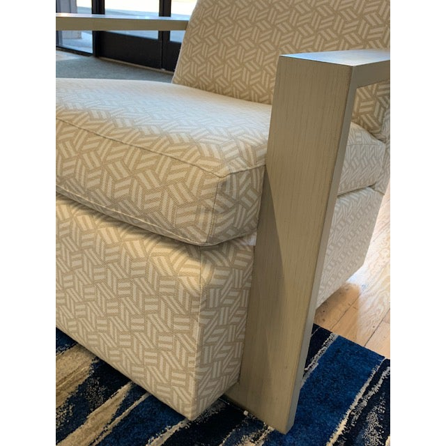 Vanguard Furniture Troy Chair Showroom Sample For Sale In Saint Louis - Image 6 of 7
