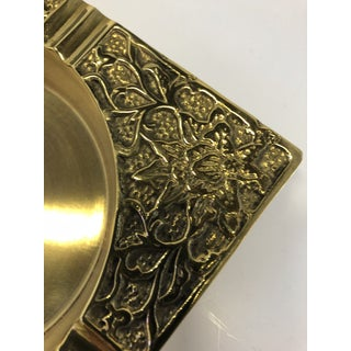 Vintage Asian Brass Ashtray Preview