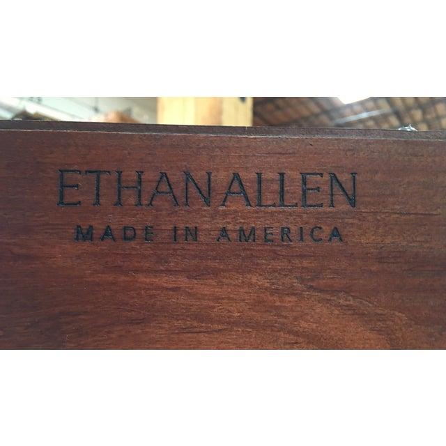 Ethan Allen Media Cabinet - Image 6 of 6