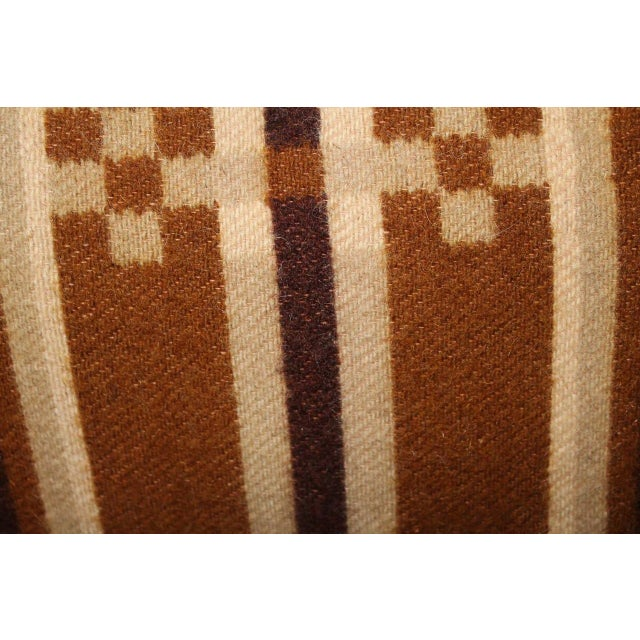 Textile Group of Four Horse Blanket Pillows For Sale - Image 7 of 10