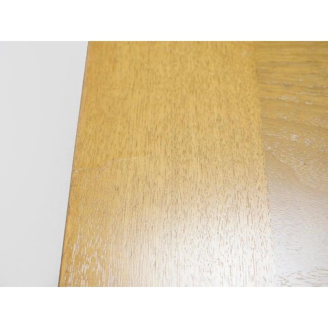 Wood 1950s Mid-Century Modern T.H. Robsjohn-Gibbings for Widdicomb Dining Table For Sale - Image 7 of 13