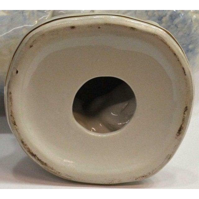 Vintage Glazed Ceramic Ducks - A Pair - Image 4 of 5