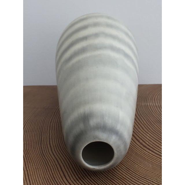 1960s Vintage Modernist Ceramic Vase For Sale In San Francisco - Image 6 of 10