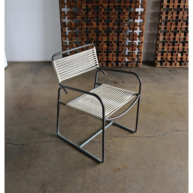 Mid-Century Modern Walter Lamb Armchair for Brown Jordan, Circa 1960 For Sale - Image 3 of 11