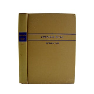 Freedom Road by Howard Fast For Sale
