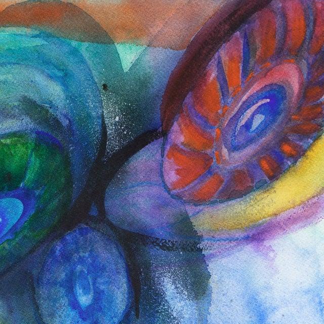 """""""Abstract V"""" by Barbara Mahone - Image 2 of 4"""