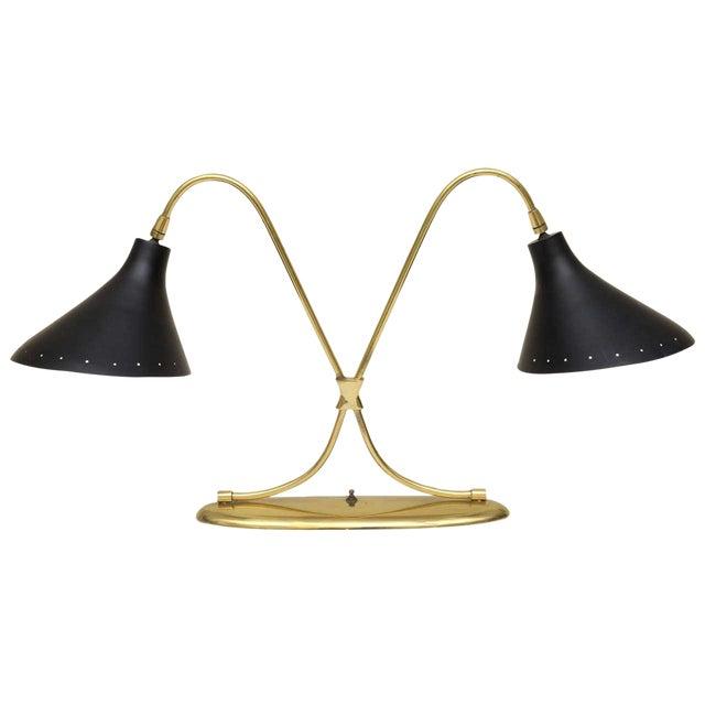 Laurel Original Double Shade Lamp For Sale
