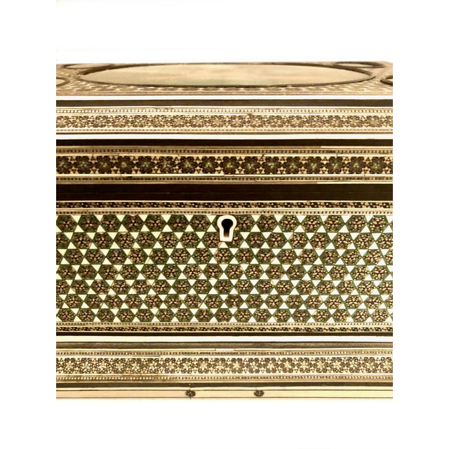 Late 19th Century Middle Eastern Box For Sale - Image 9 of 13