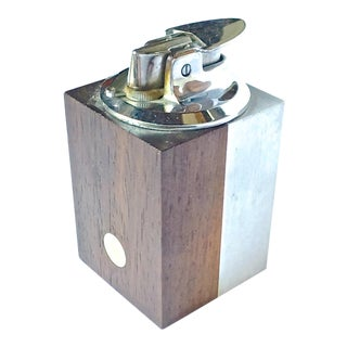 Ronson Mid-Century Modern Cigarette Lighter For Sale