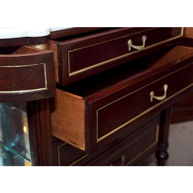 French Maison Jansen French Directoire Style Server For Sale - Image 3 of 8