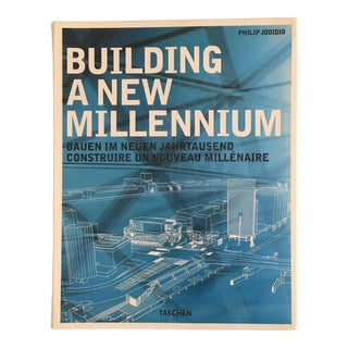 """1999 """"Building a New Millennium"""" Taschen Softcover Edition Book For Sale"""