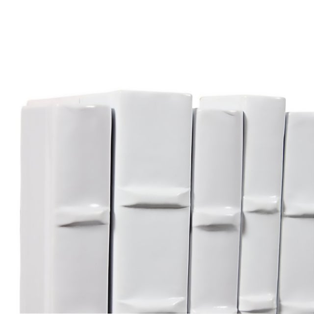 White Patent Leather Books - Set of 5 - Image 2 of 2