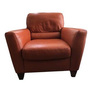 Almafi Leather Chair