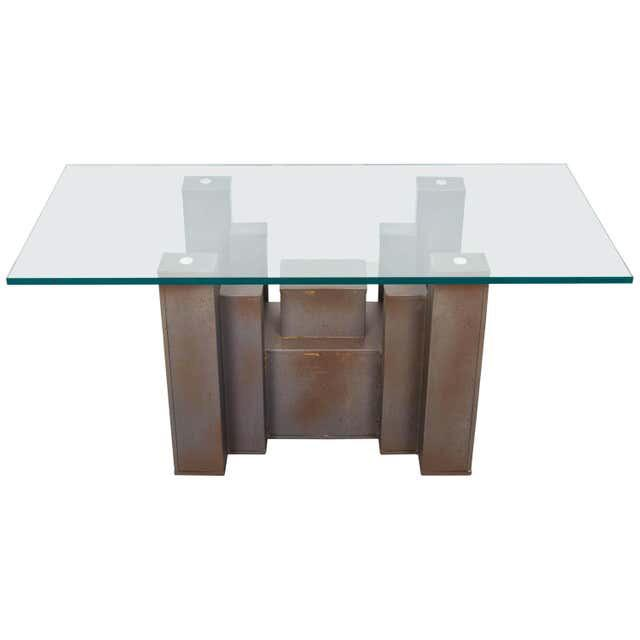Andrew Martin, Columbus Coffee Table For Sale - Image 11 of 11