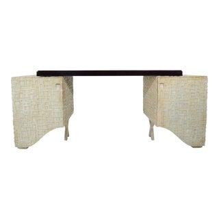 Contemporary Christopher Guy Partner Desk For Sale