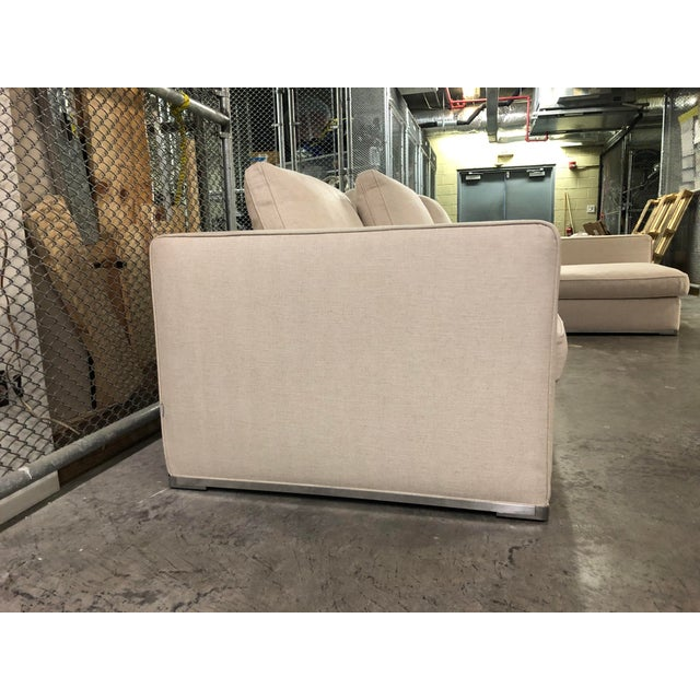 2010s Maxalto Omnia Sectional Sofa-Extra Long For Sale - Image 5 of 13