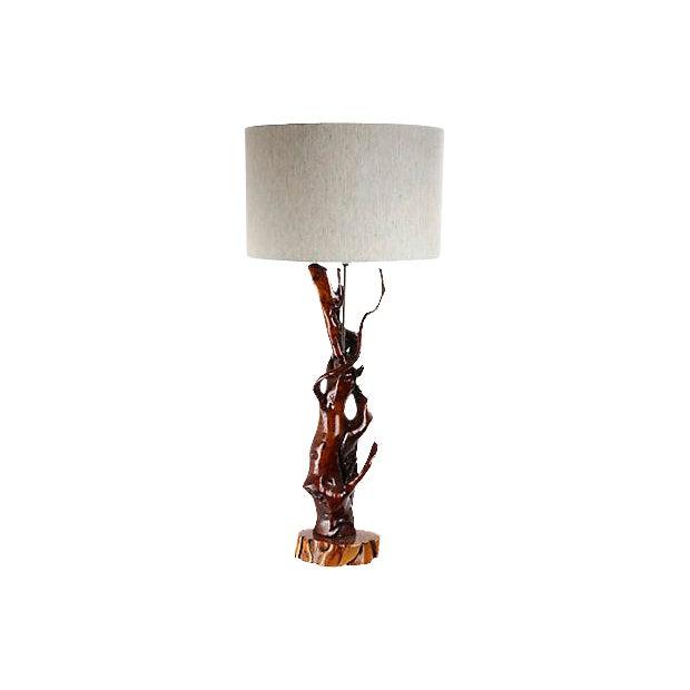 Bohemian Tree Root Lamp - Image 3 of 3
