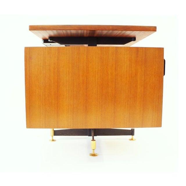 1950s Osvaldo Borsani Desk For Sale - Image 5 of 7
