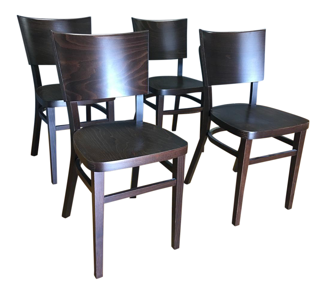 DWR Kyoto Dining Chairs   Set Of 4