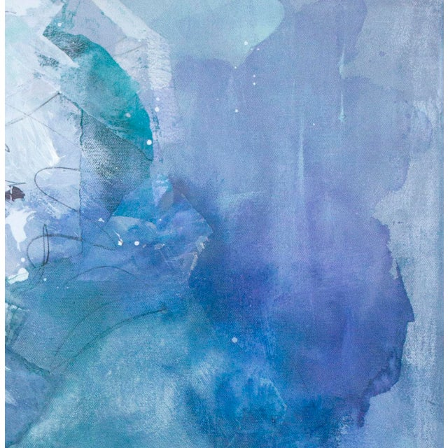 Abstract Julia Contacessi, 'Just Beneath' For Sale - Image 3 of 4
