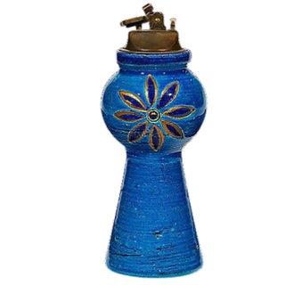 1960s Bitossi Italy Ceramic Lighter