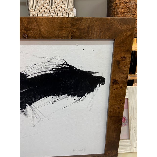 Gianfranco Cioffi Sumi Ink Painting For Sale In Los Angeles - Image 6 of 12