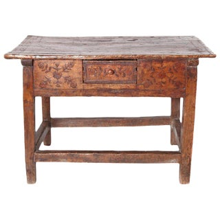 18th Century Spanish Colonial Table From Columbia For Sale