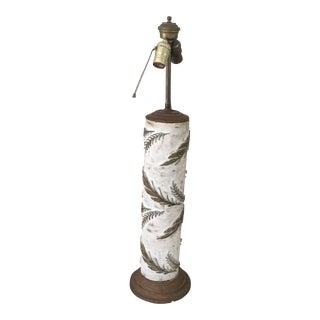 Antique Wall Paper Printer Roller Lamp