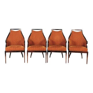 Jacques Garcia for Baker Arm Chairs - Set of 4
