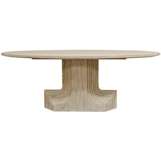 CFC Statice Oval Dining Table