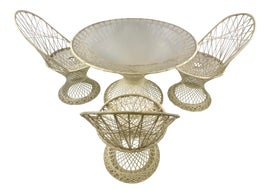 Image of Russell Woodard Outdoor Dining Sets