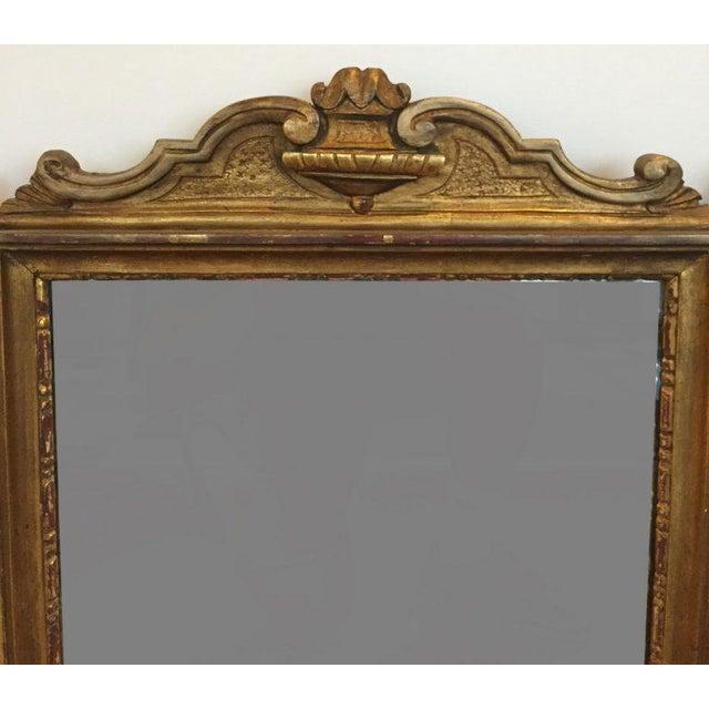 Vintage Italian Gilded Mirror - Image 3 of 5