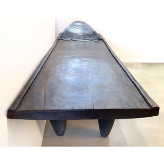 African Senufo Bed From the Cote d'Ivoire as a Coffee Table or Bench Preview
