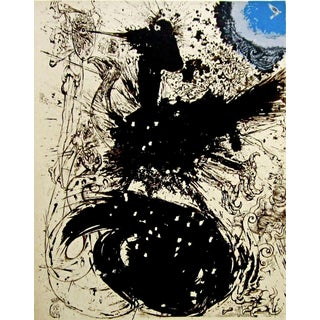 Salvador Dalí­ The Visions 1957 For Sale
