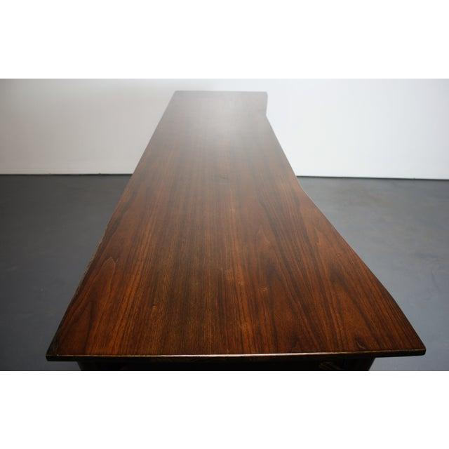 Brown Piet Hein Sculptural Walnut Dresser Daniel Jones For Sale - Image 8 of 11