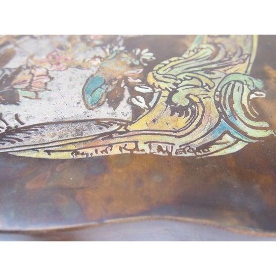 Philip & Kelvin Laverne Table For Sale - Image 5 of 5