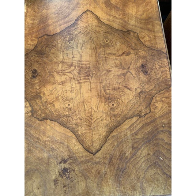 1960s Mid-Century Modern Burl Wood American of Martinsville - a Pair For Sale In Los Angeles - Image 6 of 11