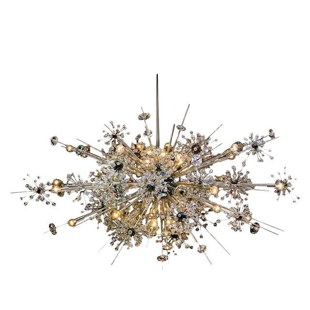 """Metropolitan"" Chandelier by Hans Harald Rath For Sale"