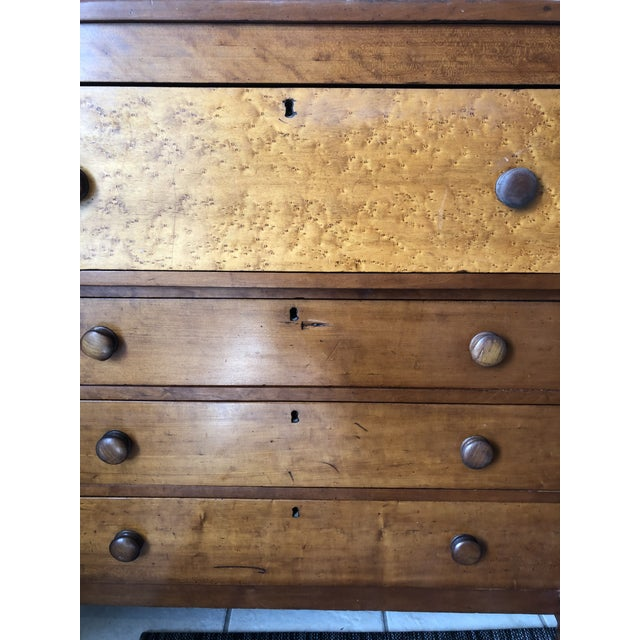Antique Empire Dresser For Sale In New York - Image 6 of 9