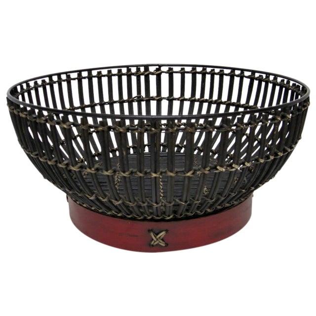 Decorative Japanese Bowl - Image 1 of 7