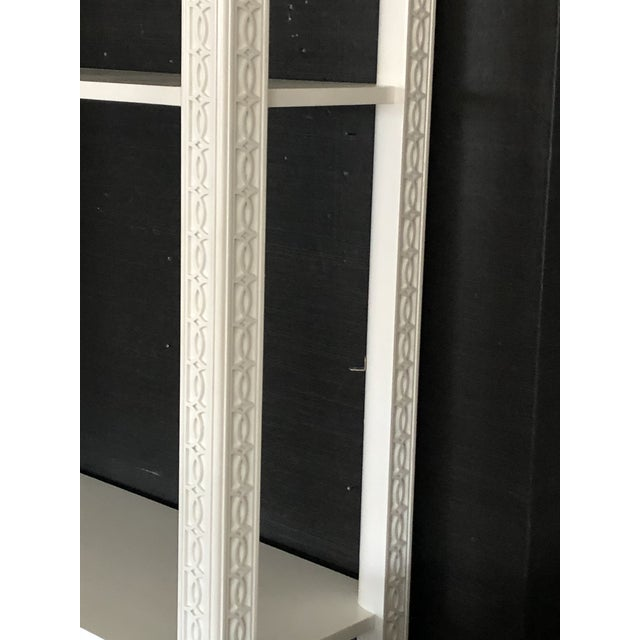 English Country Style Bookcase Étagère For Sale In Philadelphia - Image 6 of 13