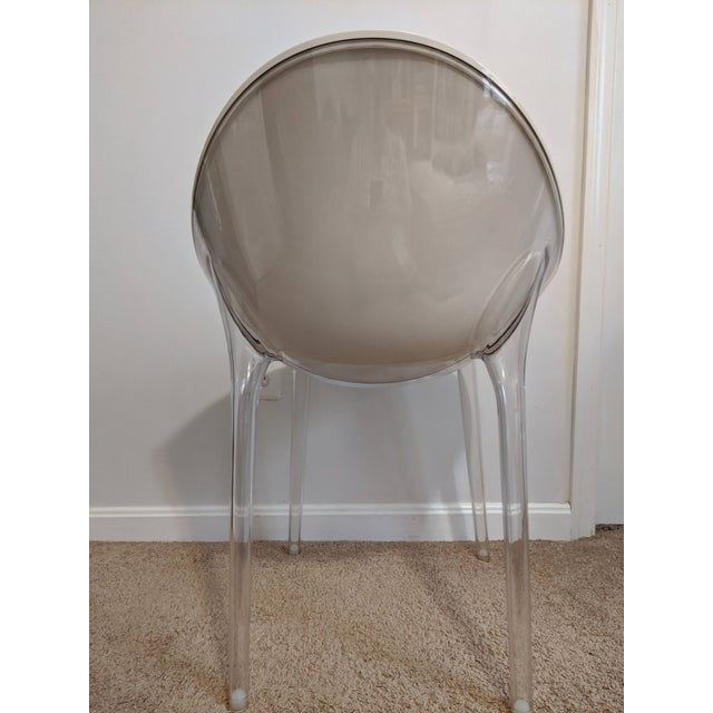 Kartell Philippe Stark for Kartell Mr Impossible Chairs - Set of 4 For Sale - Image 4 of 10